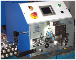 High Speed Cutting Machine High Speed Stripping Machines Wiring Harness Testing Equipment Thane India