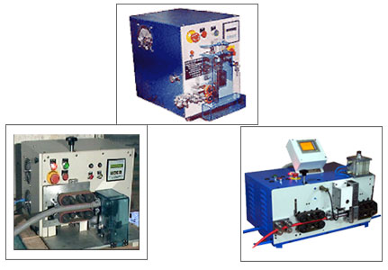 wire processing machines wire cutting and stripping machines rh wiringharnessmachines com wiring harness machines india wiring harness braiding machine for sale